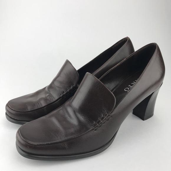 851cfd9c856 FRANCO SARTO Nolan Slip On Loafer Dress Shoes 7.5M